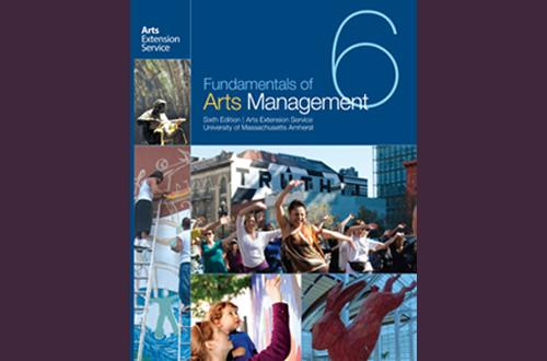 Fundamental of Arts Management Book Cover
