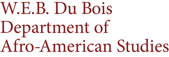 W.E.B. Du Bois Department of Afro-American Studies