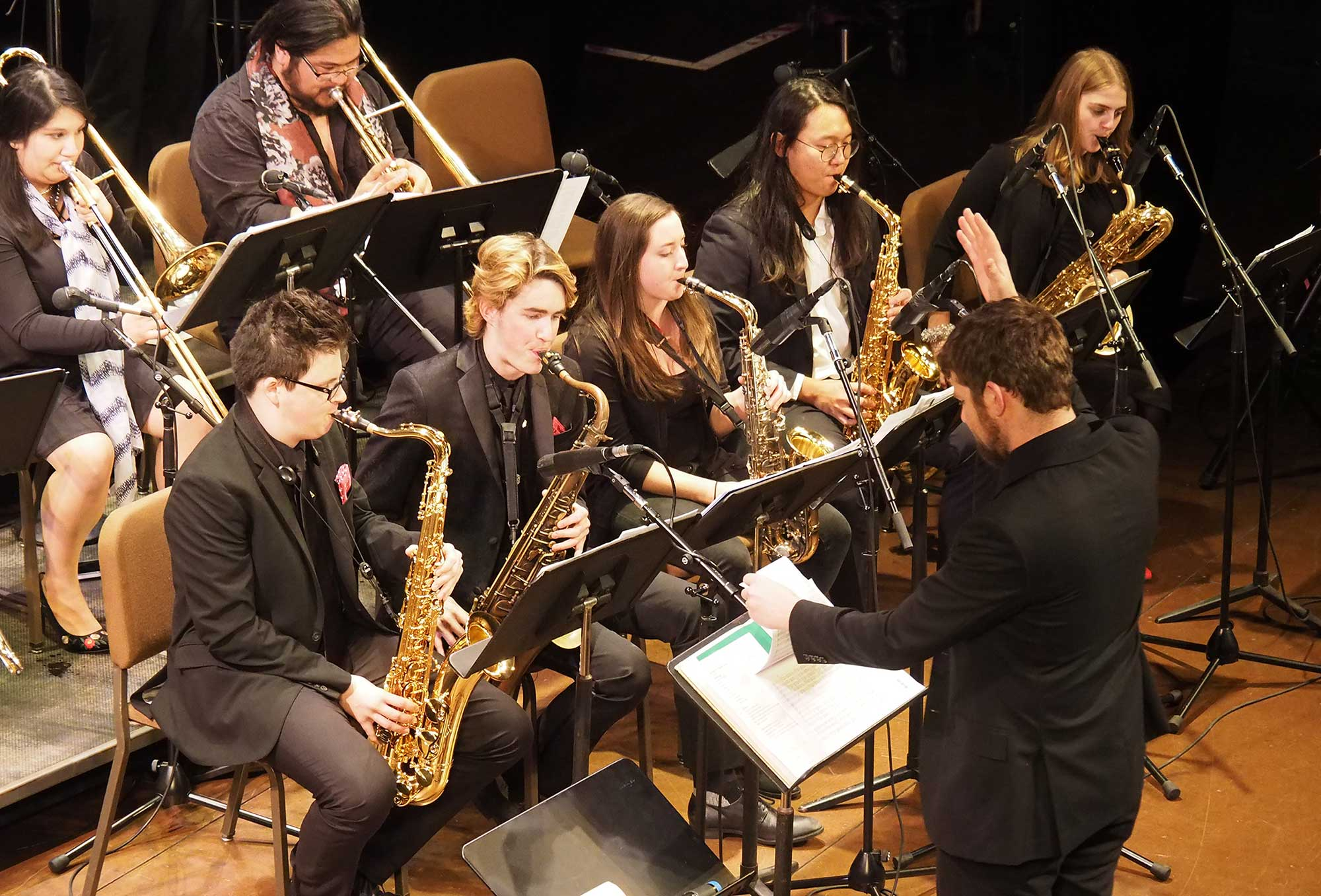 Jazz Lab Ensemble