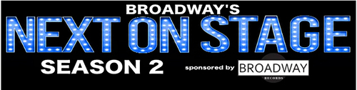 Broadway Next on Stage logo