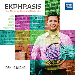 Josh Michal new CD - Ekphrasis (2020)