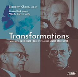 Transformations - CD cover