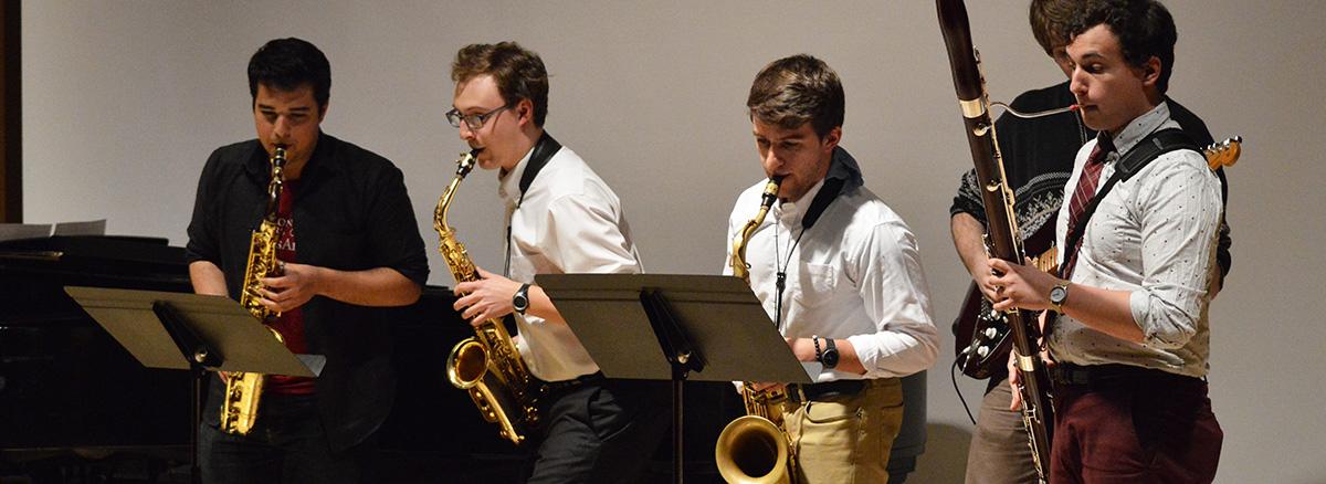 Saxophone Chamber Ensemble