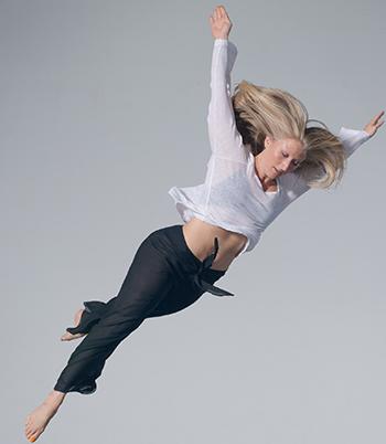 Leslie Frye Maietta, dance faculty