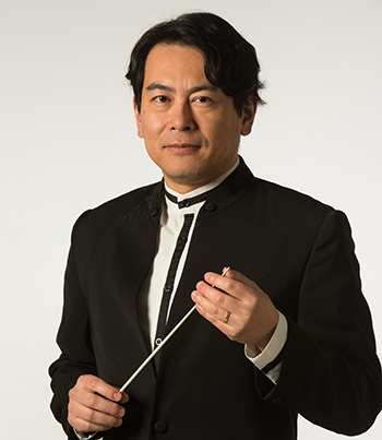 Morihiko Nakahara, Director of Orchestral Activities