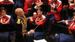 U.S. Marine Band at UMass Amherst