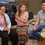 A Music Education workshop
