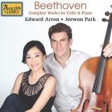 Album cover for Edward Arron & Jeewon Park CD
