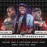 Chicago Footwork poster