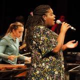 Natalie Lewis, voice