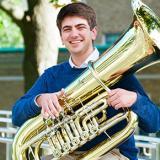 Tyler Woodbury, tuba