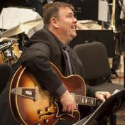 Robert Ferrier, jazz guitar