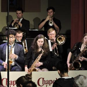 Chapel Jazz Ensemble