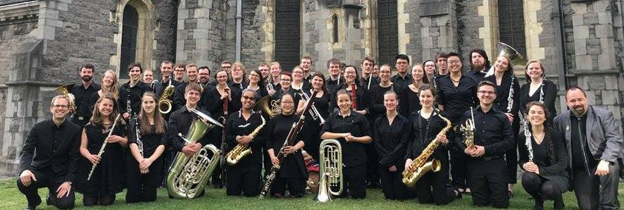 Wind Ensemble in Ireland