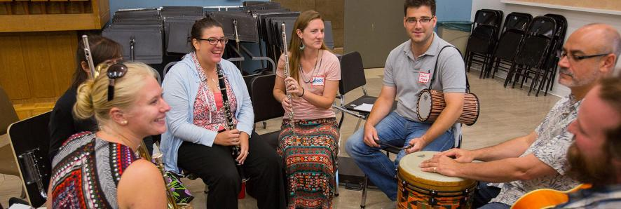 A Music Education workshop