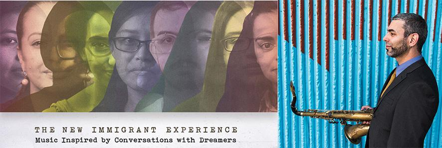 Felipe Salles - The New Immigrant Experience CD-DVD