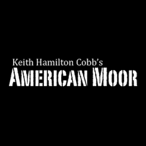 The words American Moor on a black background