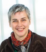 Gina Kaufmann, UMass Amherst Department of Theater